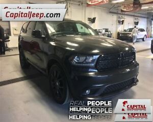 2017 Dodge Durango R/T| Leather| AWD| Low KM| Remote Starter