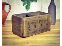 Brand New Harry Potter Style Vintage Storage Box Harry's Potions (medium)