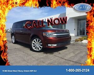 2015 Ford Flex Limited, Executive Demo, Roof, Nav!!!!