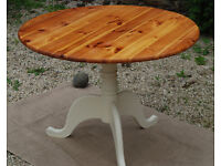 Solid Pine Dining Table - *Free Local Delivery