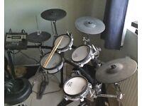 VDrums Roland TD-12 (5-piece Electronic Drum Kit)