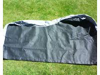 Large motorcycle cover. Waterproof, breathable. Bike, motorbike, tourer.