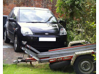 Ford Fiesta 1.4 Black Zetec