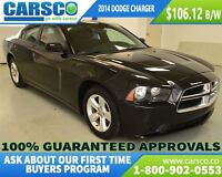 2014 Dodge Charger SE, LOCAL, NO ACCIDENTS, PUSH BUTTON START