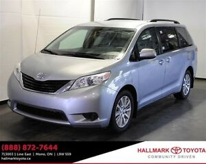 2014 Toyota Sienna LE AWD 7-Pass V6 6A