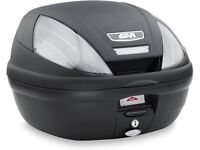 Givi E370 Tech topbox - perfect condition, hardly used