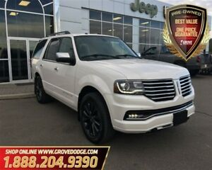 2016 Lincoln Navigator Select| Leather| Low KM| 4X4| USB