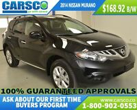 2014 Nissan Murano S, AWD, PUSH BUTTON START, NO ACCIDENTS