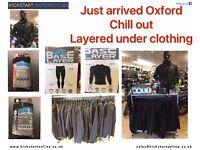 GET READY FOR THE WINTER AT KICKSTART ,OXFORD LAYERED CLOTHING UP TO 50% OFF LAST YEARS STOCK