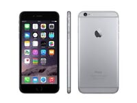 Apple IPhone 6 Space Grey 64GB Vodafone With Warranty