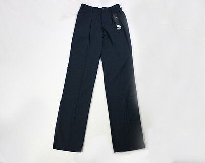 - NEW Nike FIT Dry - Navy Blue Poly Button Fly Dress Pants (Multiple Sizes)