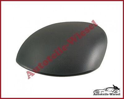 Man schwarz für PEUGEOT 206 2A//C Schrägheck Neu Seitenspiegel Links Asph