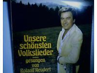 SCHALLPLATTE Roland Neudert  / Volkslieder Dresden - Schönfeld-Weißig Vorschau