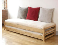 2 Stacking Beds from The Futon Company