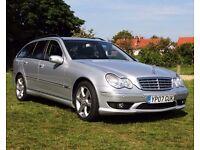 Mercedes C200 Sport Estate