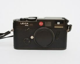 Leica M6 TTL .72 - Black