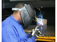 Man and Luton van for hire and mobile welder Fabricator for hire