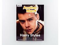 Harry Styles Another Man Magazine Autumn/Winter 2016