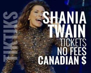Shania Twain: NOW Tour Concert Tickets Nationwide. No fees, CA$, Great Service! Get $10 off.