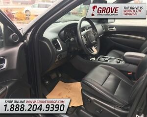 2014 Dodge Durango R/T w/ DVD Player, Leather Seats, AWD, Edmonton Edmonton Area image 9