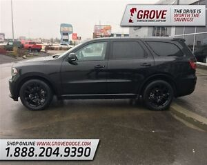 2014 Dodge Durango R/T w/ DVD Player, Leather Seats, AWD, Edmonton Edmonton Area image 6
