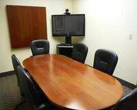 Save time and travel costs with Video Conferencing.