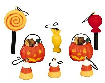 Lemax Spooky Town - Tree Decorations - Candy - NEW