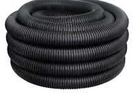 100mm Perforated Flexible Drainage Pipe