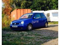 Vw lupo 1.4 sport still cheap for a fist car