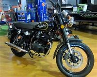 2015 Cleveland Cycle Werks Ace Deluxe Custom 23,01$*/sem **style