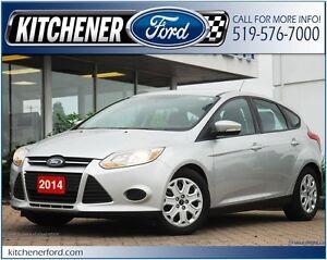 2014 Ford Focus SE SE/WINTER PKG/HTD SEATS/ONLY 43k KM'S