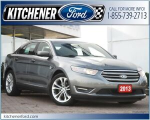 2013 Ford Taurus SEL *LEATHER/HTD SEATS/NAVI/ROOF/PWR GROUP