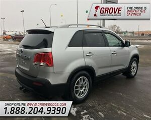 2012 Kia Sorento EX w/ Sunroof, Heated Leather Seats, AWD Edmonton Edmonton Area image 3