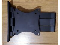 Tv wall mounted cantilever & tilt Tv bracket x 3