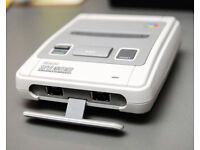 Nintendo SNES Classic Mini (Mint Condition)