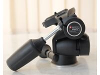 Manfrotto 804 RC2 3-way tripod head in lovely condition