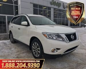 2015 Nissan Pathfinder SV| 4WD| LOW KM| Seat 7| Remote Start