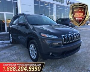 2014 Jeep Cherokee North| 4X4| Cloth| AUX