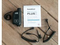 PocketWizard PlusX Transceiver (433MHz) wireless flash trigger
