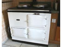 Oil Fired AGA - 2 ovens