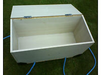 "Storage box for 12"" vinyl record collection LPs albums DJ case"