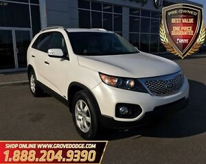 2012 Kia Sorento LX| Cloth| Seats 7| AUX| CD Player| AWD