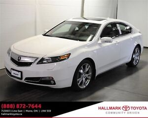 2013 Acura TL SH AWD at