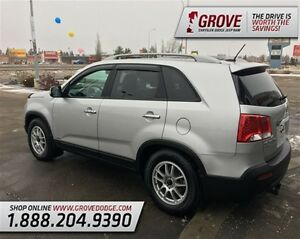 2012 Kia Sorento EX w/ Sunroof, Heated Leather Seats, AWD Edmonton Edmonton Area image 5