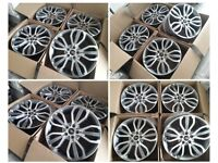 "HT944* NEW 20"" INCH ALLOYS ALLOY WHEELS RANGE ROVER SPORT / RANGE ROVER VOGUE / LAND ROVER DISCOVERY"