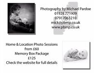 Photography by Michael Pardoe - Affordable family photography packages