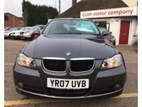 BMW 3 SERIES 2.0 318I SE 4d 128 BHP (grey) 2007