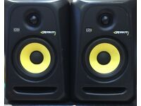 KRK Rokit 5 - Powered Studio Monitor/DJ Speakers