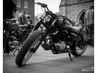 Yamaha Dragstar XVS 125 Bobber! Beautiful Bike!!! Learner Legal
