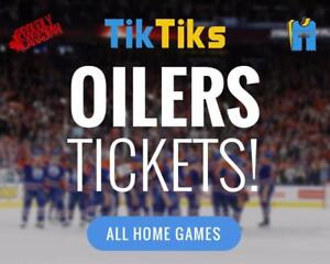 Edmonton Oilers tickets. All home games at Rogers Arena. Pay NO FEES, CAD$. Safe and secure